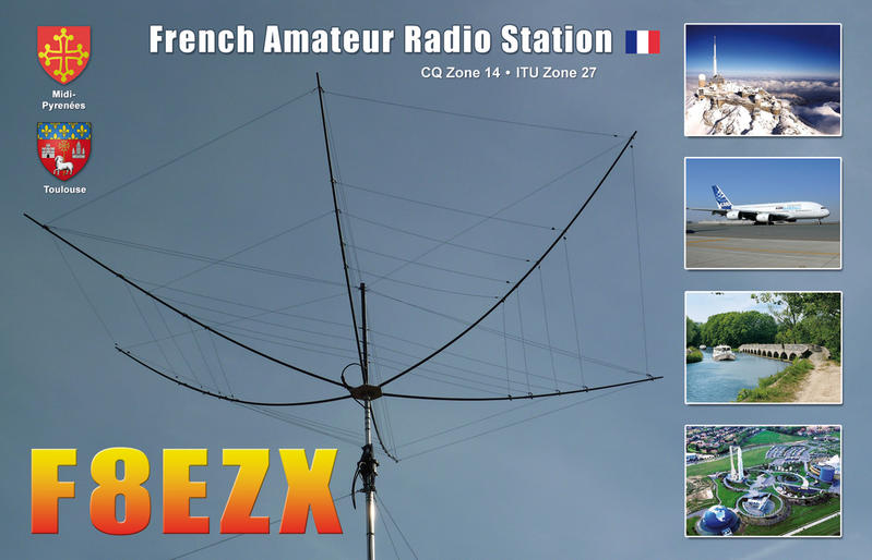 QSL image for F8EZX