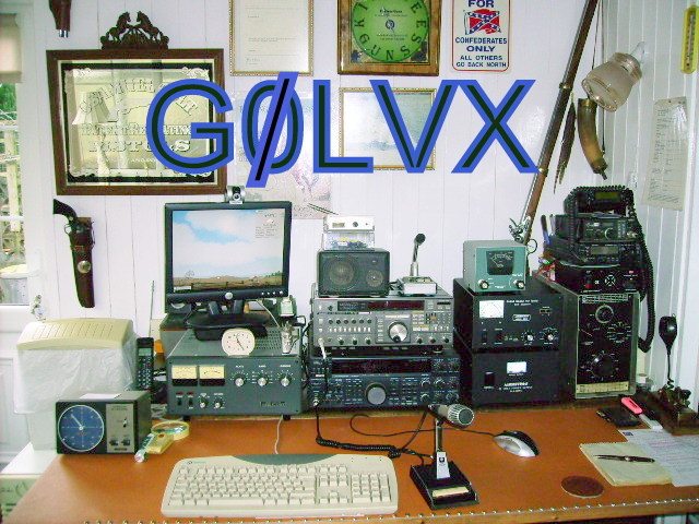 QSL image for G0LVX