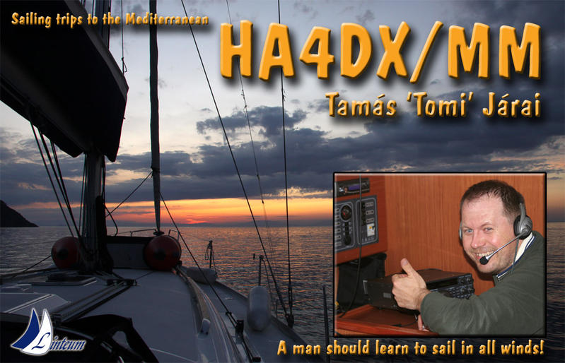 QSL image for HA4DX