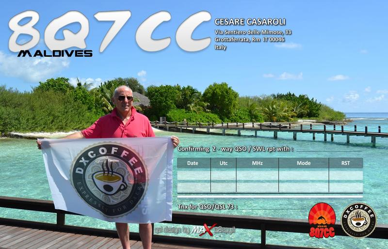 QSL image for I0WDX