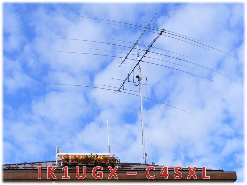 QSL image for IK1UGX