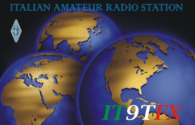QSL image for IT9TFX