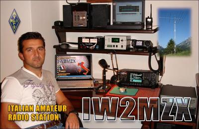 QSL image for IW2MZX