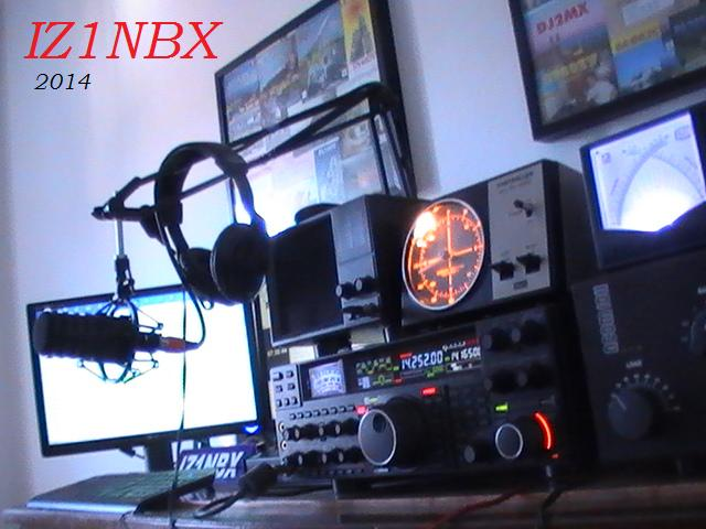 QSL image for IZ1NBX