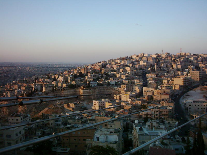 Amman Panorama Through TH11DX
