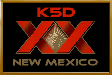 QSL image for K5DXX