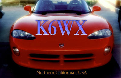 QSL image for K6WX