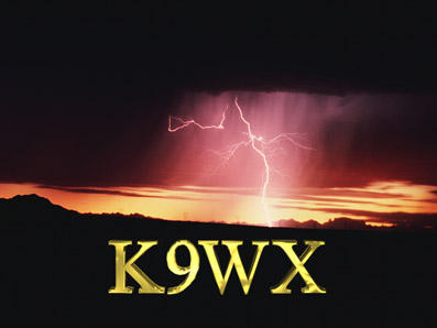 QSL image for K9WX
