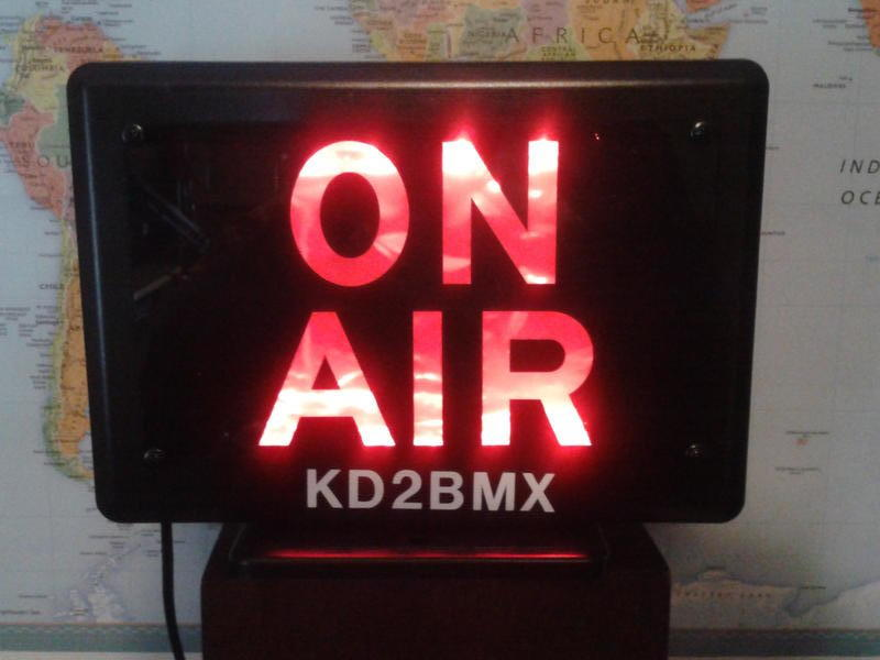 QSL image for KD2BMX