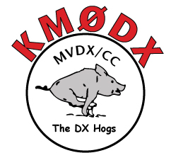 QSL image for KM0DX