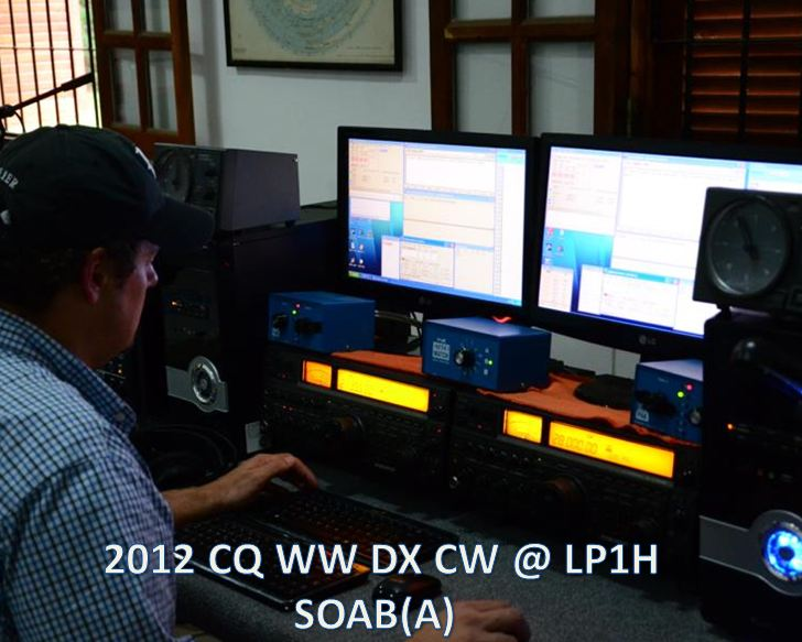 QSL image for LU5DX