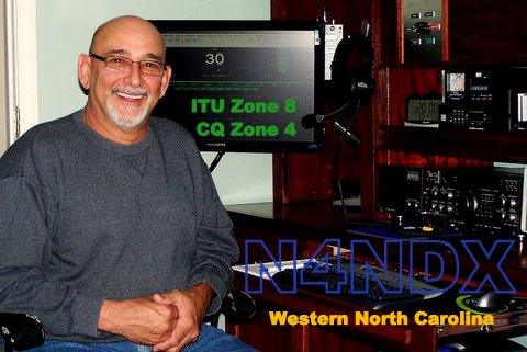 QSL image for N4NDX
