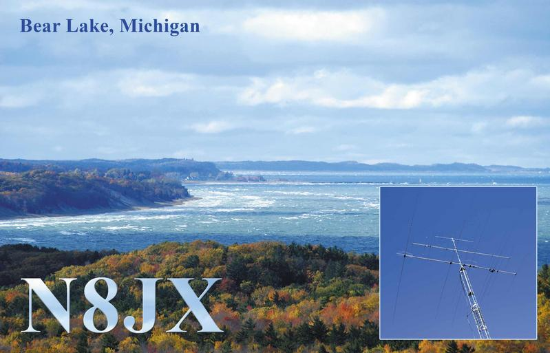QSL image for N8JX