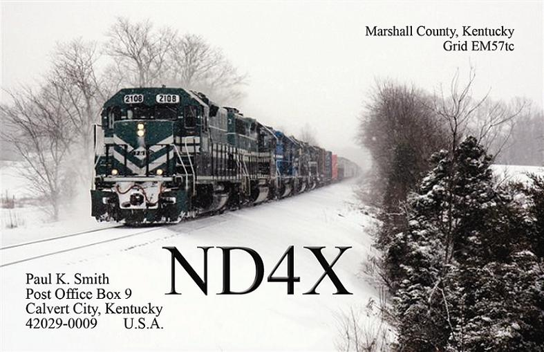 QSL image for ND4X