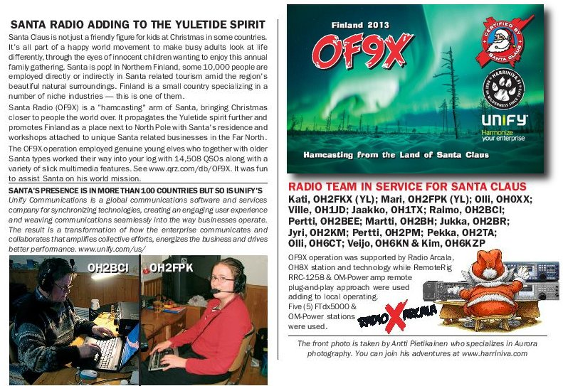 QSL image for OF9X