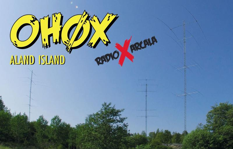 QSL image for OH0X