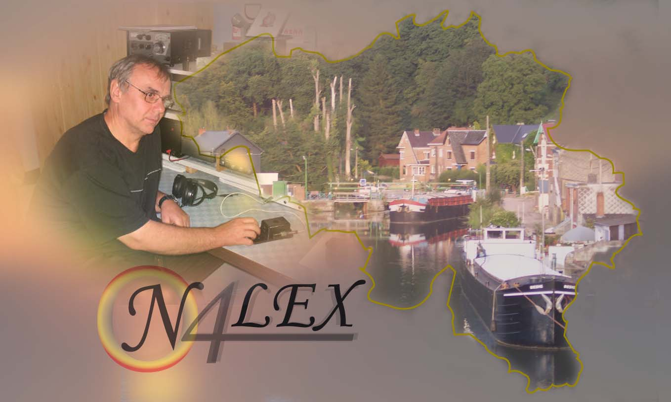 QSL image for ON4LEX