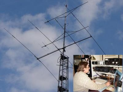 QSL image for ON6YX