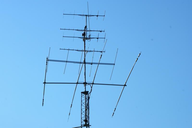 New antenna 2010