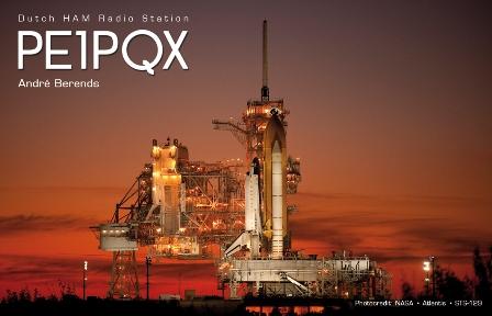 QSL image for PE1PQX