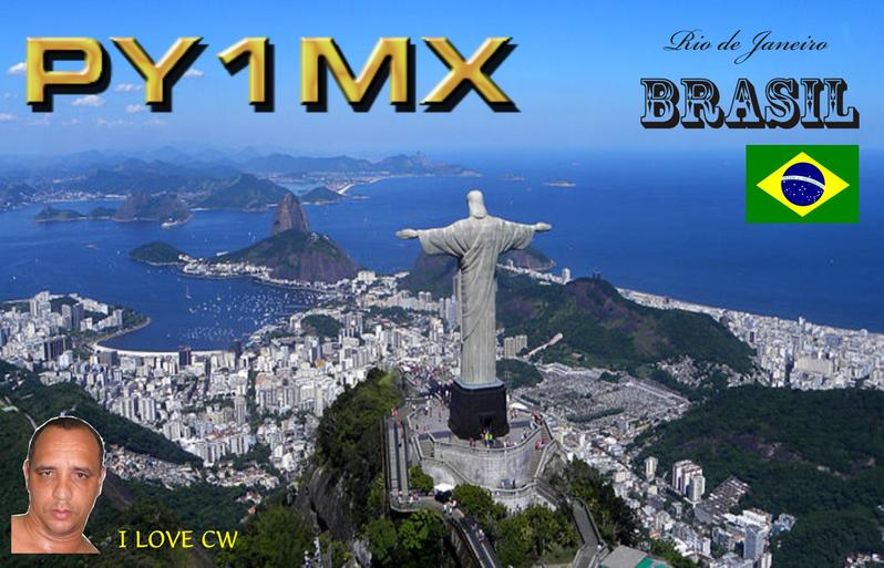 QSL image for PY1MX
