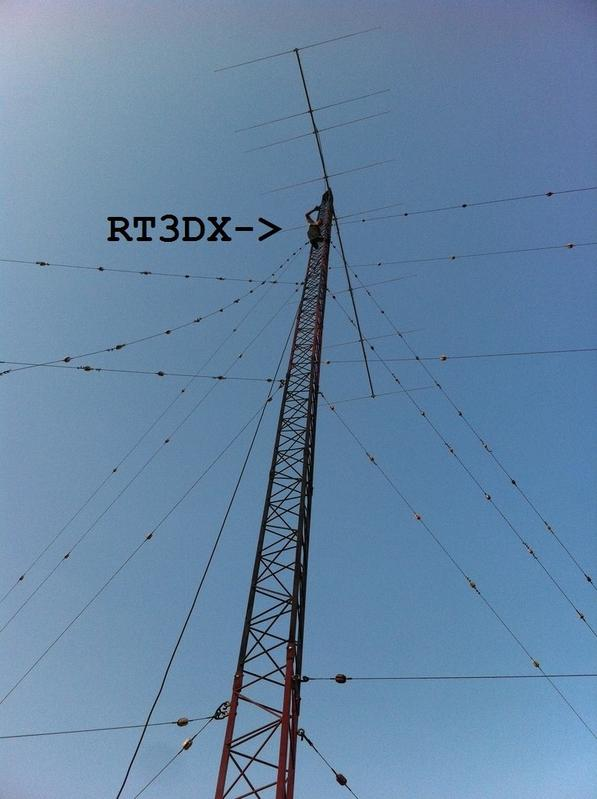 QSL image for RT3DX