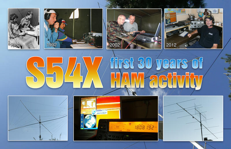 QSL image for S54X
