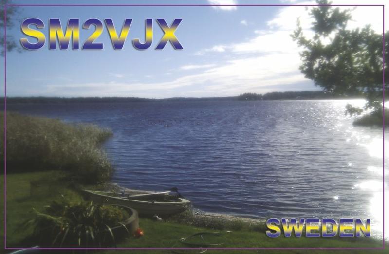 QSL image for SM2VJX