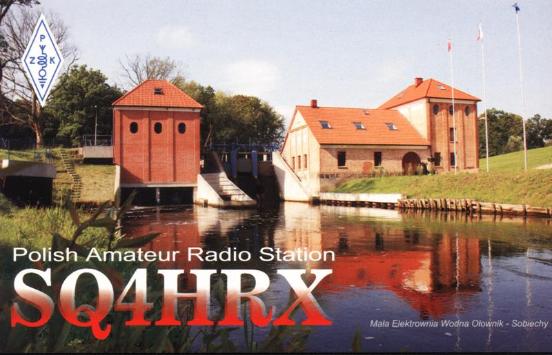 QSL image for SQ4HRX