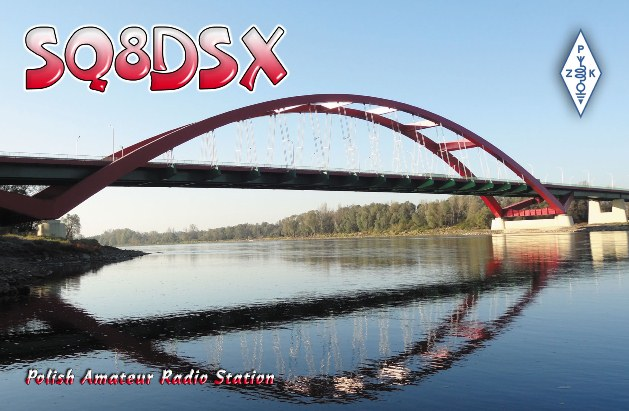 QSL image for SQ8DSX
