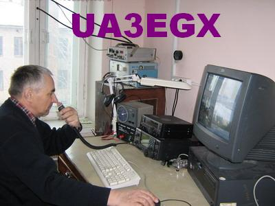 QSL image for UA3EGX