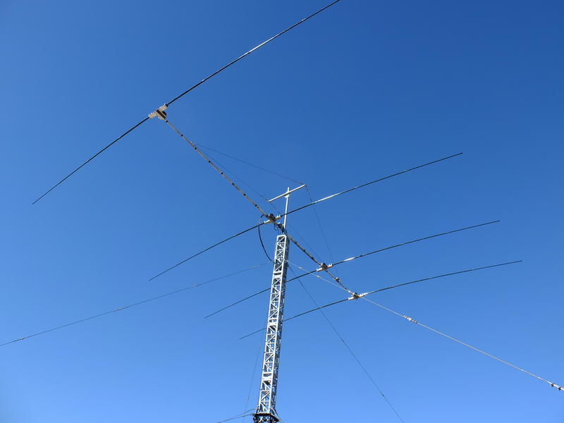 SteppIR antenna 4 ele ,12 October 2014