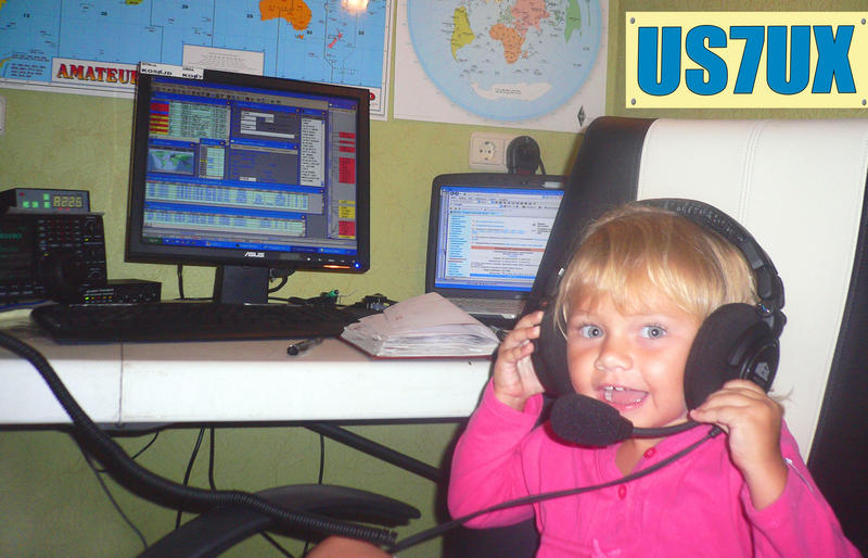 QSL image for US7UX