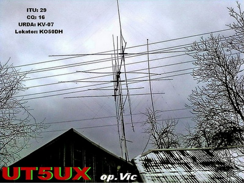 QSL image for UT5UX