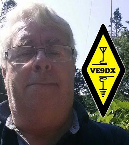 QSL image for VE9DX