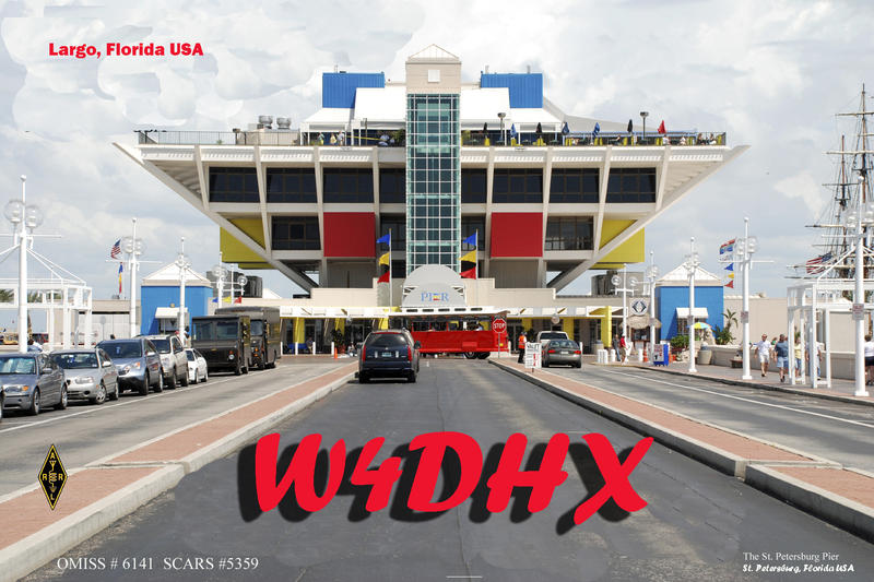 QSL image for W4DHX