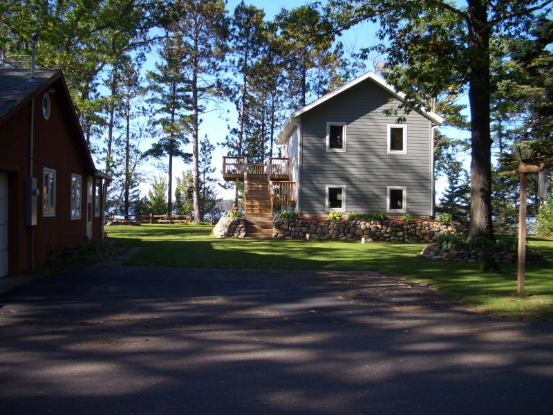 Grindstone Lake Cabins Near Hayward, WI in the Spring!