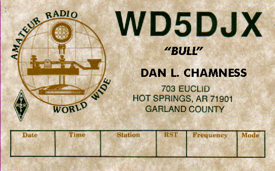 QSL image for WD5DJX