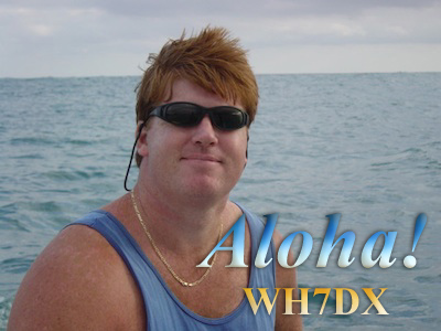 QSL image for WH7DX