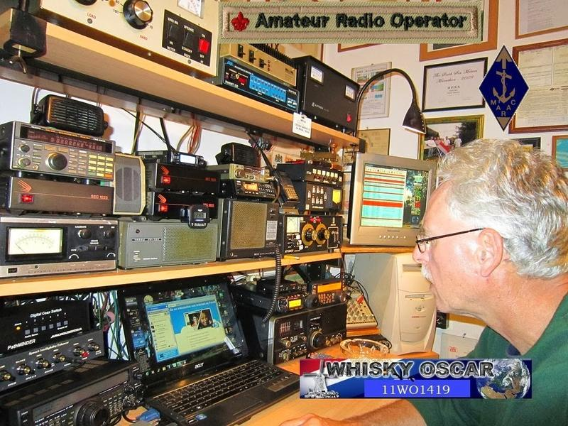 QSL image for WP3UX