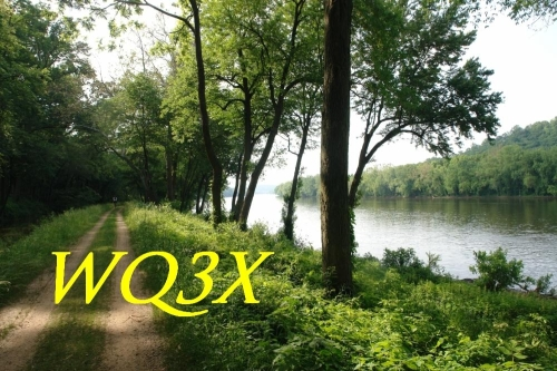 QSL image for WQ3X
