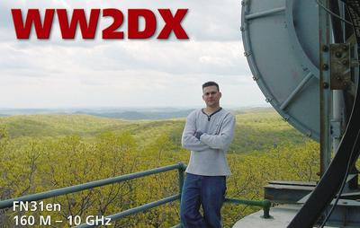 QSL image for WW2DX
