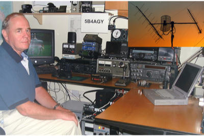 QSL image for 5B4AGY
