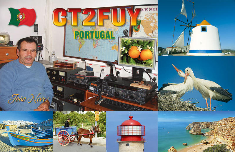 QSL image for CT2FUY