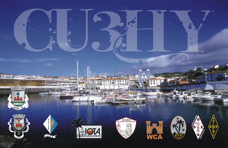 QSL image for CU3HY