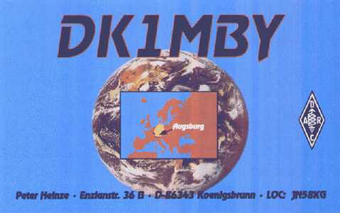 QSL image for DK1MBY