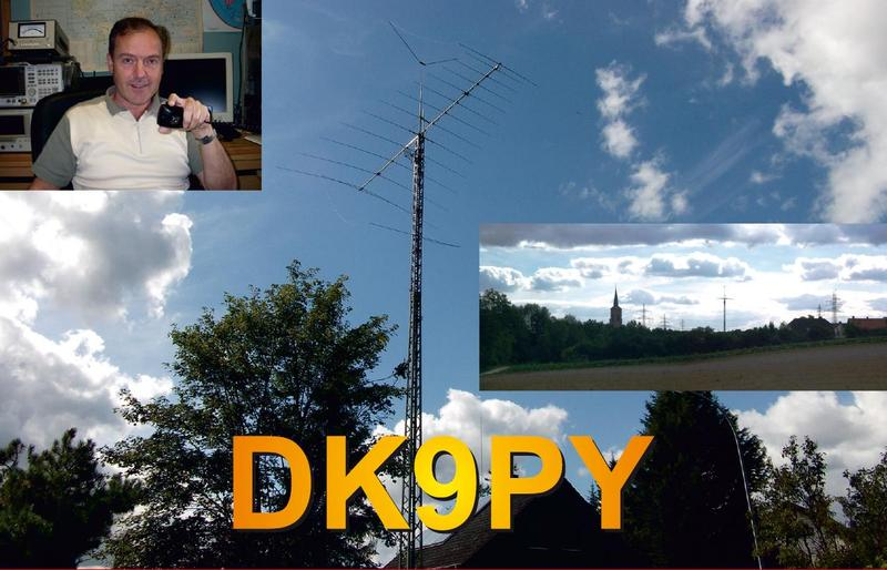 QSL image for DK9PY