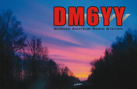 QSL image for DM6YY