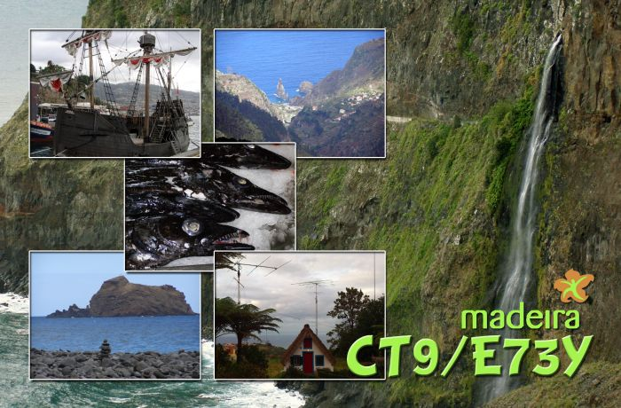QSL image for E73Y