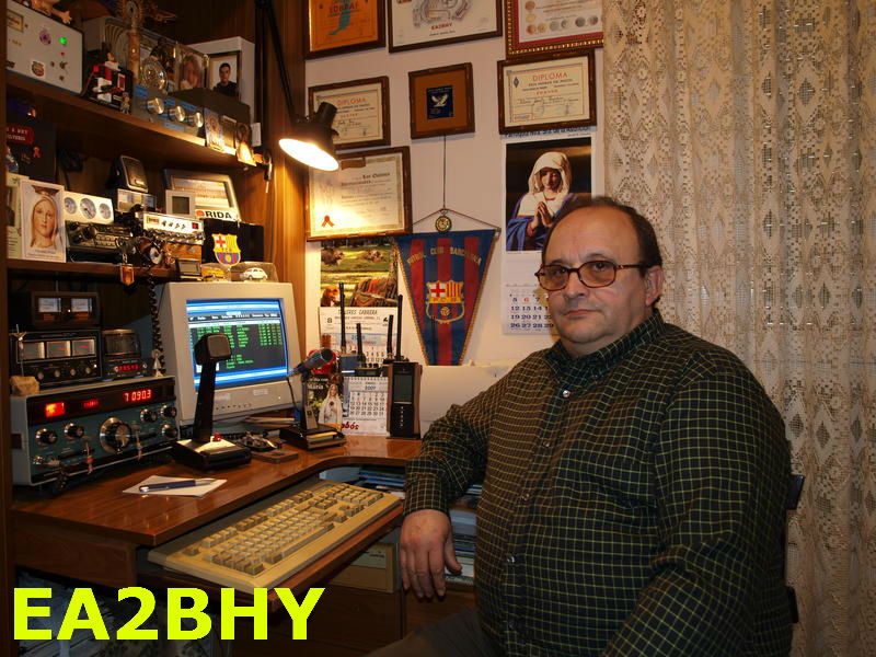 QSL image for EA2BHY
